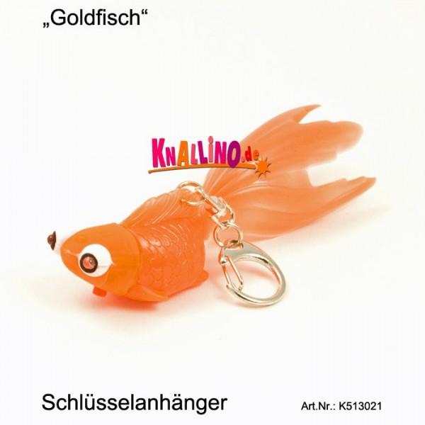 Goldfisch LED Schlüsselanhänger
