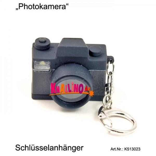 Photokamera LED Schlüsselanhänger