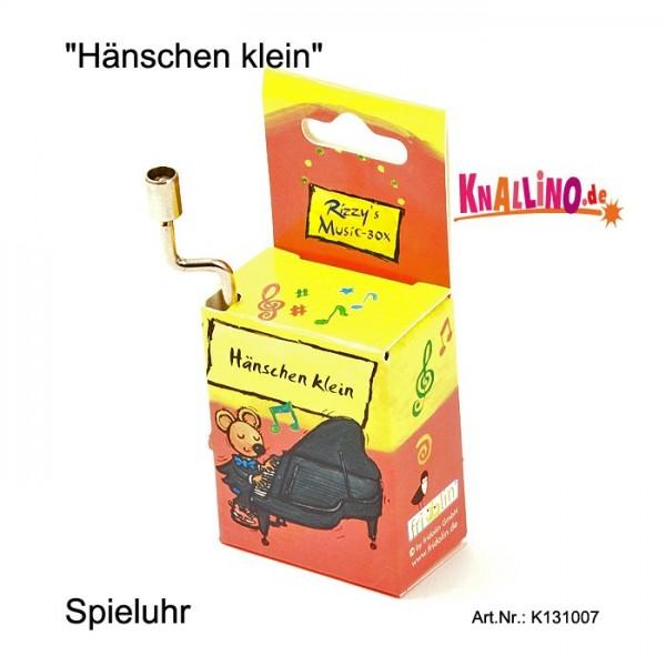Hänschen klein Rizzy's Music Box Spieluhr
