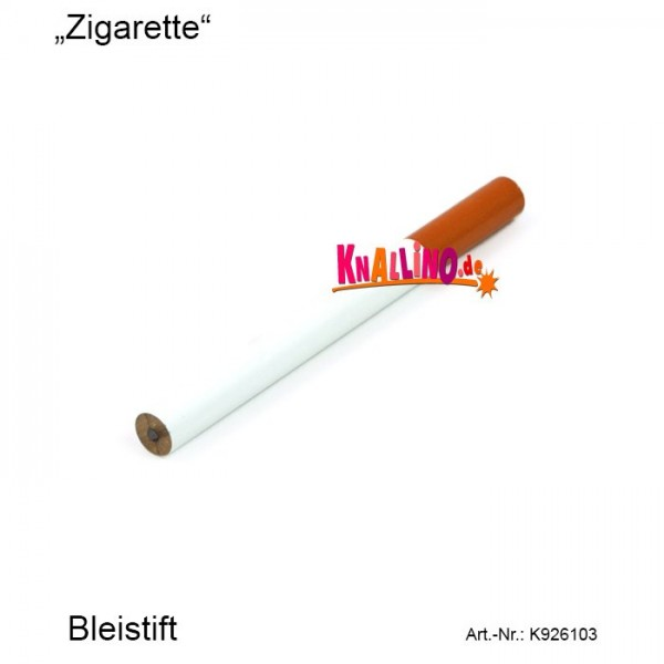 Zigarette Bleistift