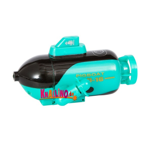 Invento RC Mini-Submarine ferngesteuertes U-Boot mit 4 Kanälen
