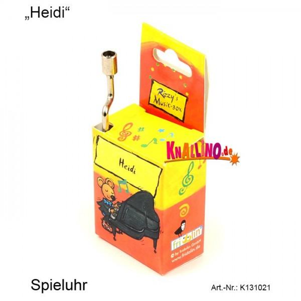 Heidi Rizzy's Music Box Spieluhr