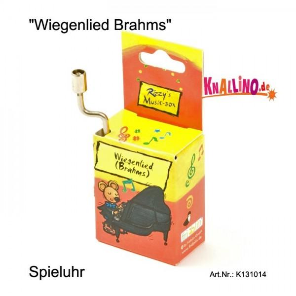 Wiegenlied Brahms Rizzy's Music Box Spieluhr