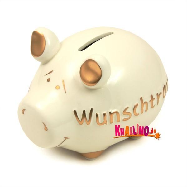 Wunschtraum Sparschwein