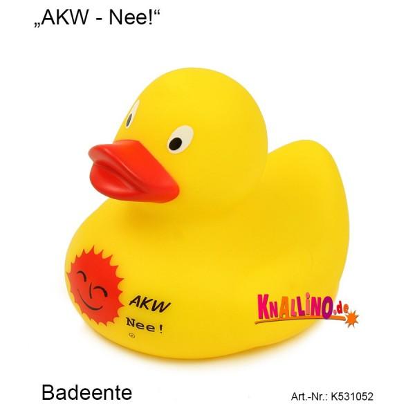 AKW - Nee! Badeente