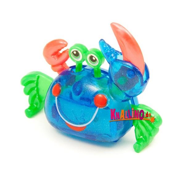 Z Wind Ups Cale Krabbe blau Aufziehfigur