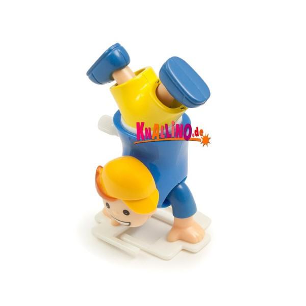 HANS Handstand laufendes Kind Aufziehfigur
