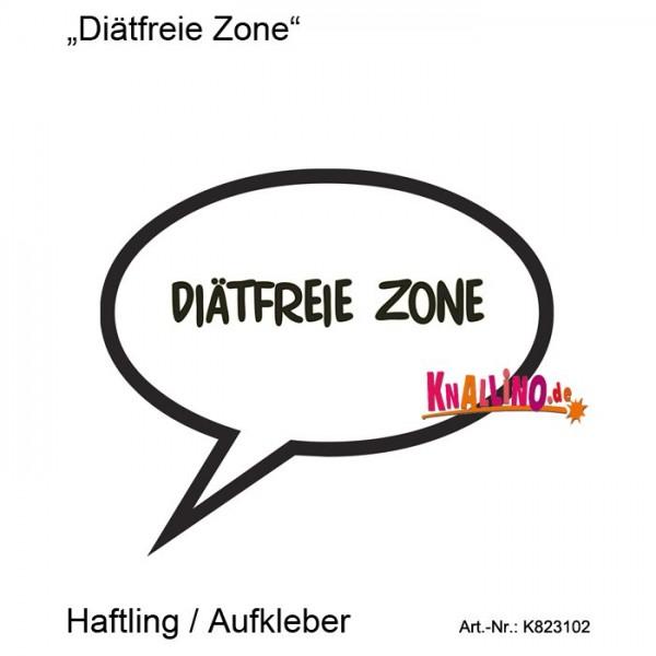 Diätfreie Zone Haftling