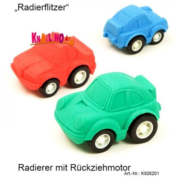 Radierflitzer Radierer mit Rückziehmotor