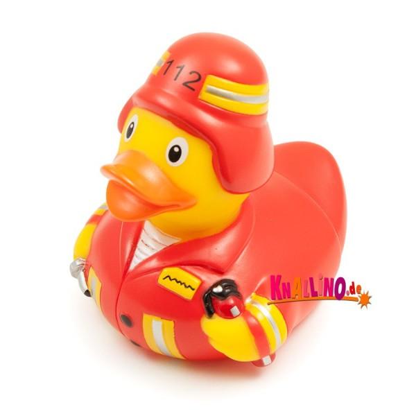 Feuerwehrente Badeente