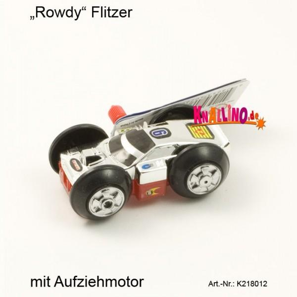 Z Wind Ups Rowdy Flitzer mit Aufziehmotor