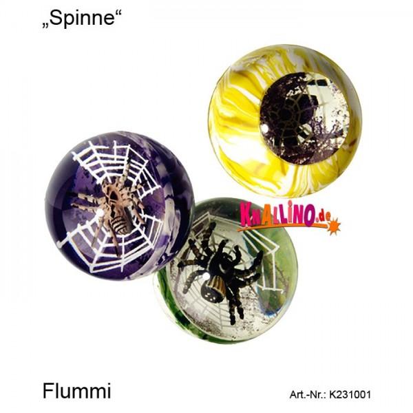 Spinne Flummi