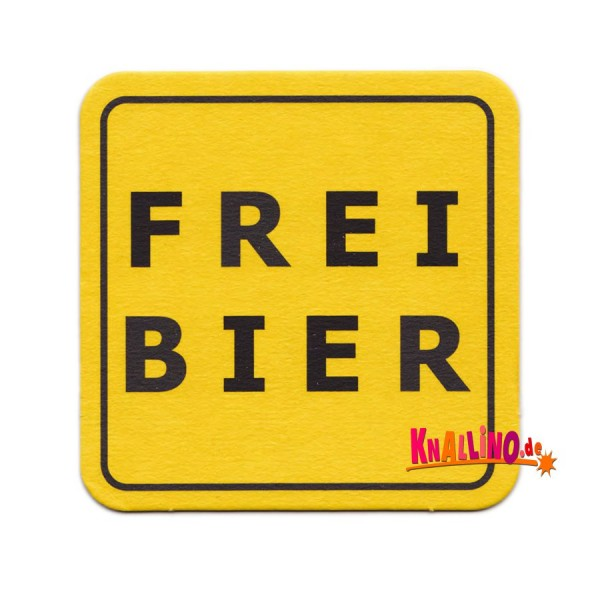 Freibier Bierdeckel