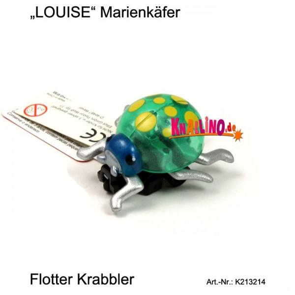 Louise Marienkäfer mit Rückziehmotor