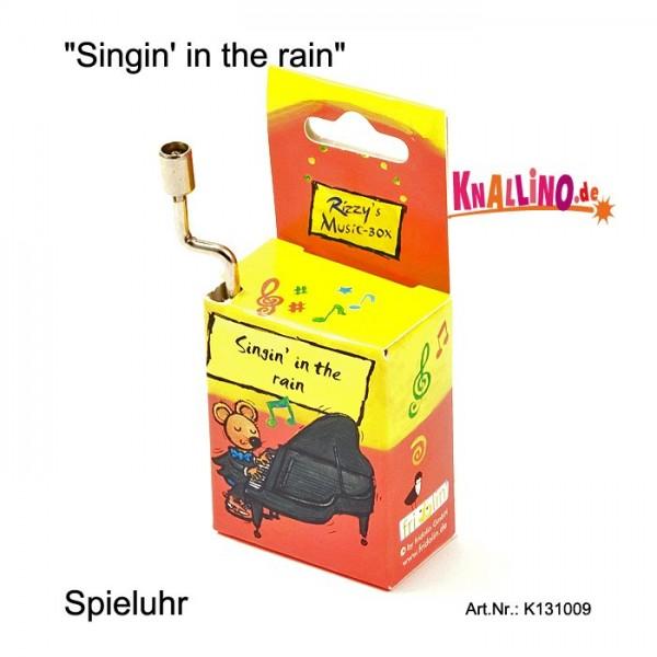 Singin' in the rain Rizzy's Music Box Spieluhr