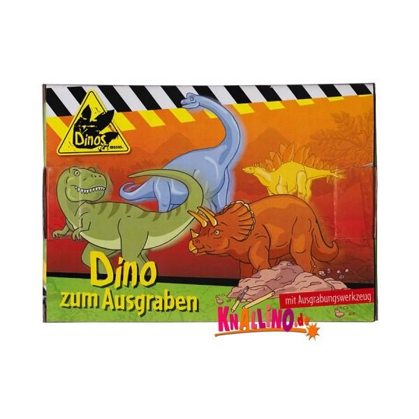 Dino zum Ausgraben