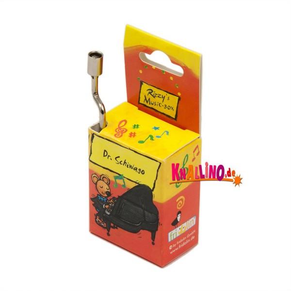 Dr. Schiwago Rizzy's Music Box Spieluhr