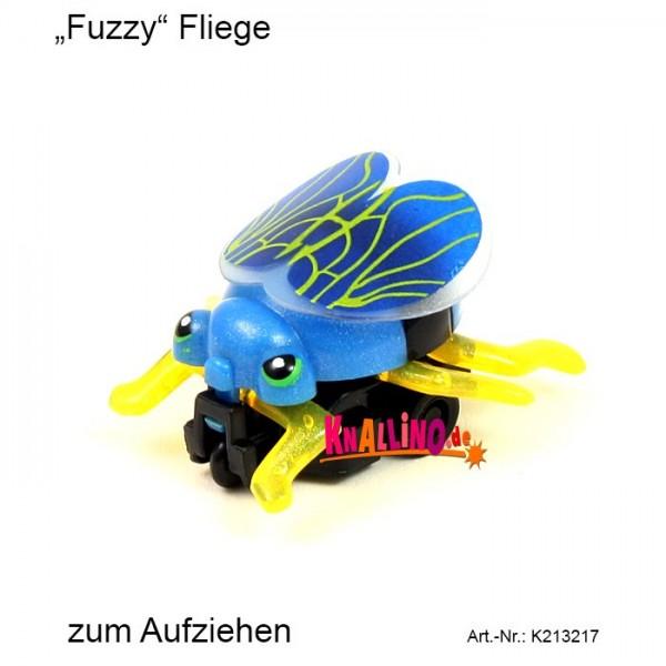 Fuzzy Fliege zum Aufziehen