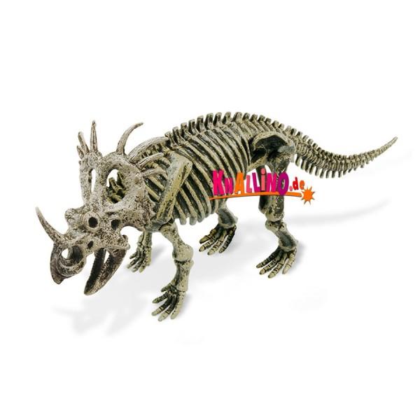 Geoworld Jurassic Eggs Styracosaurus Dinoskelett zum Zusammenbauen