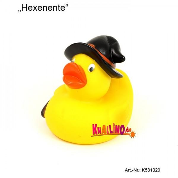 Hexenente Badeente