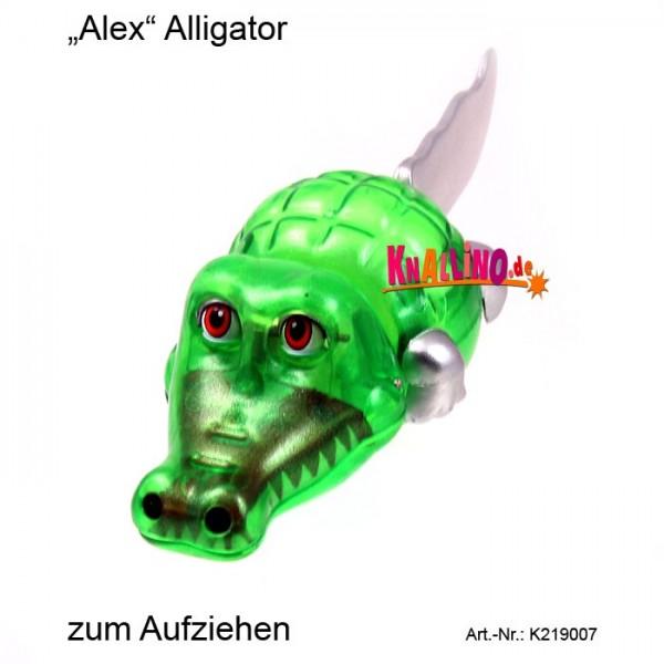 Z Wind Ups Alex Alligator zum Aufziehen