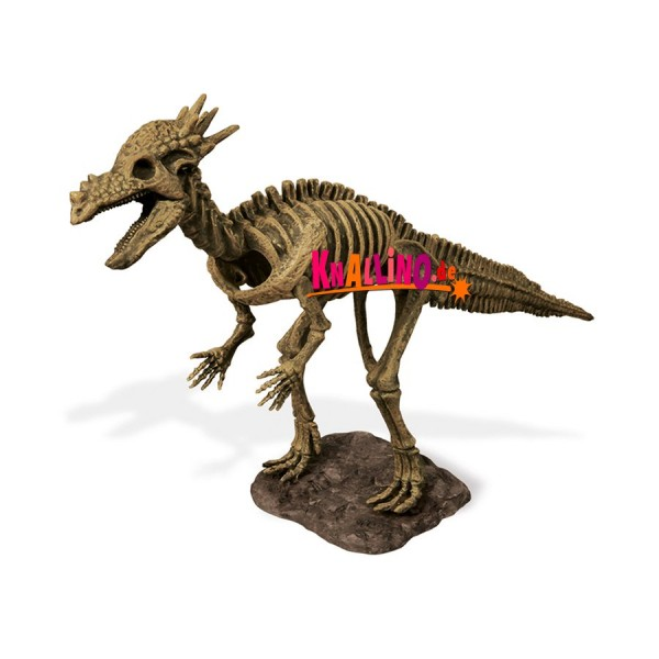 Geoworld Jurassic Eggs Stygimoloch Dinoskelett zum Zusammenbauen