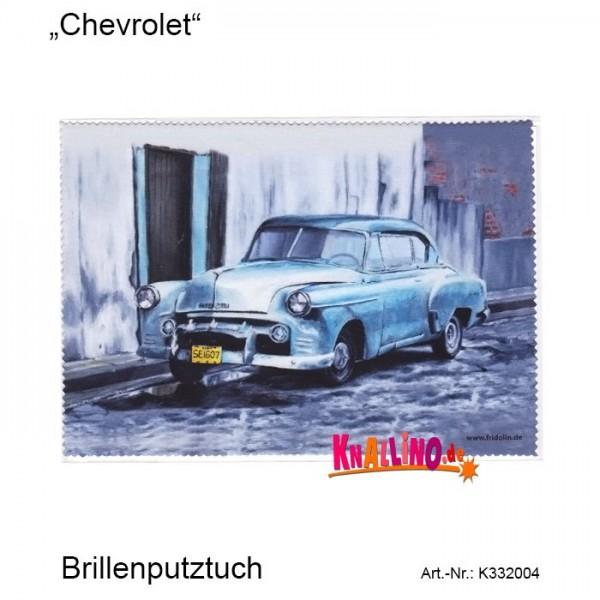 Chevrolet Cuba Classics Brillenputztuch