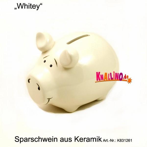 Whitey Sparschwein