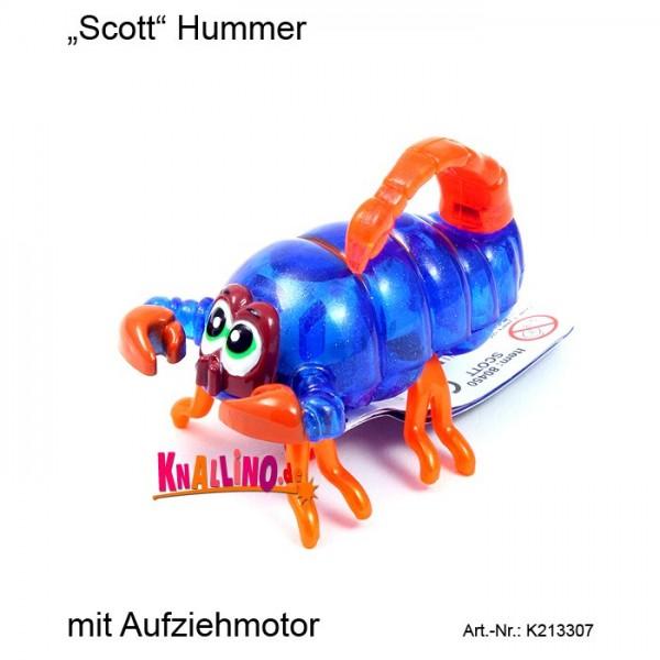 Scott Skorpion mit Aufziehmotor