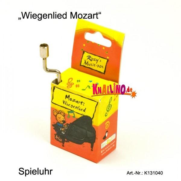 Wiegenlied Mozart Rizzy's Music Box Spieluhr