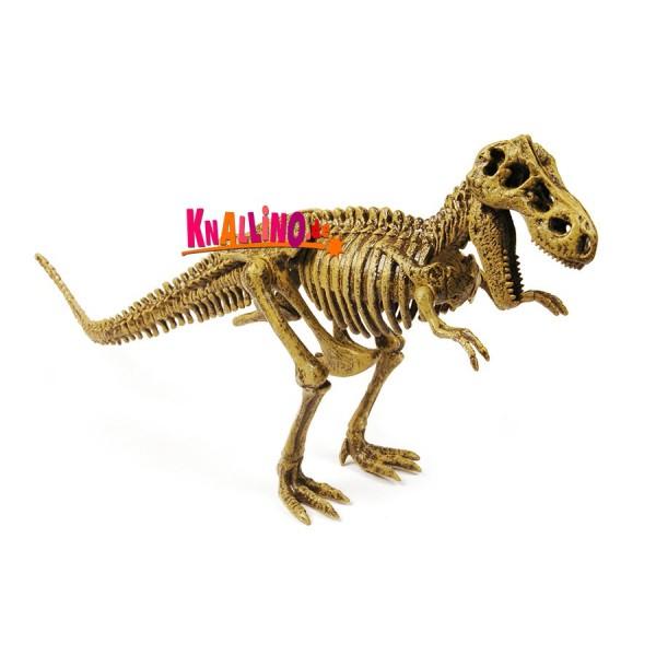 Geoworld Jurassic Eggs Tyrannosaurus Rex Dinoskelett zum Zusammenbauen