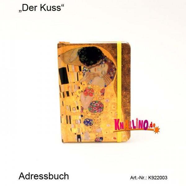 Der Kuss Adressbuch