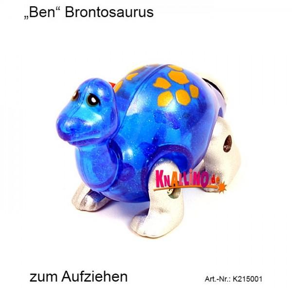 Ben Brontosaurus zum Aufziehen