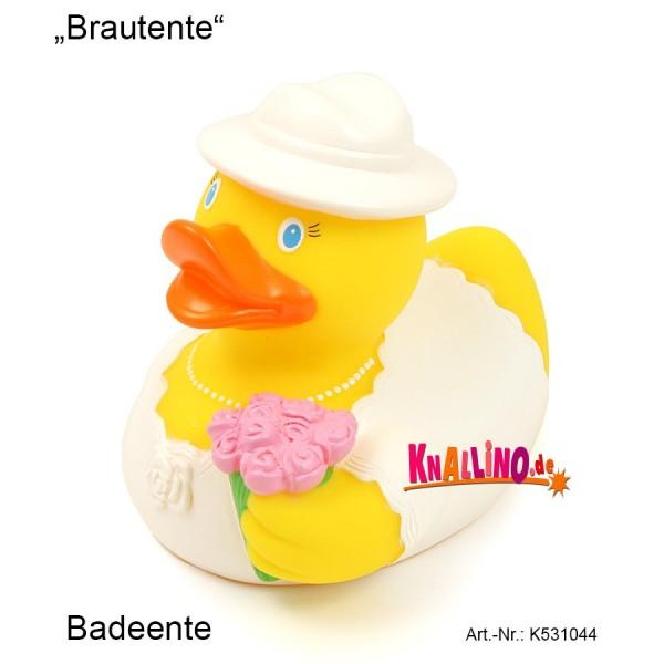 Brautente Badeente