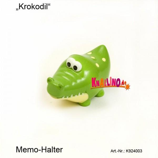 Krokodil Memo-Halter