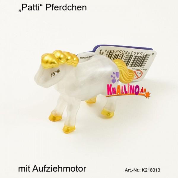 Patti Pferdchen mit Aufziehmotor