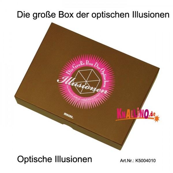 Die große Box der optischen Illusionen