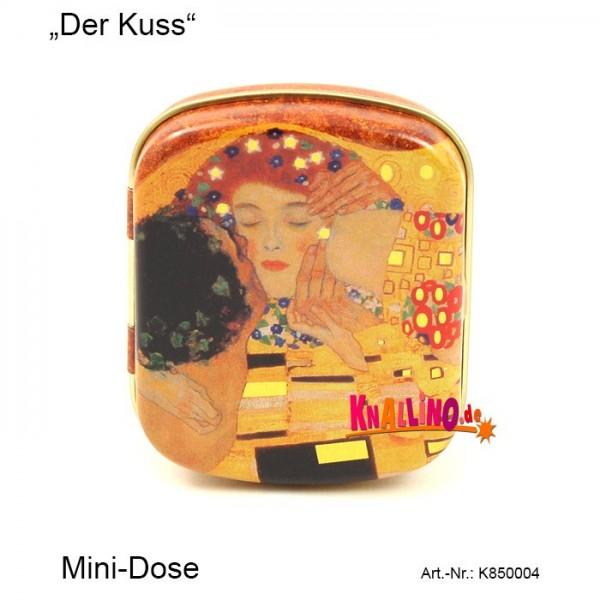 Der Kuss Gustav Klimt Mini-Dose