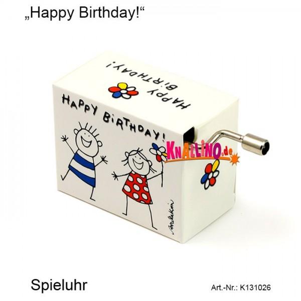 Happy Birthday! Spieluhr