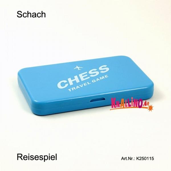 Schach Reisespiel im Reisepassformat