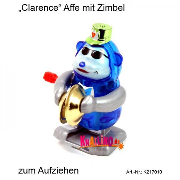 Z Wind Ups Clarence Affe mit Zimbel Aufziehfigur