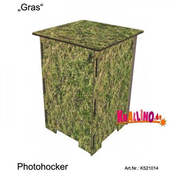 Gras Photohocker
