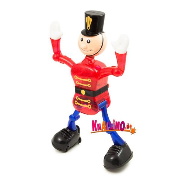 Z Wind Ups Classics Christopher tanzender Spielzeugsoldat große Aufziehfigur