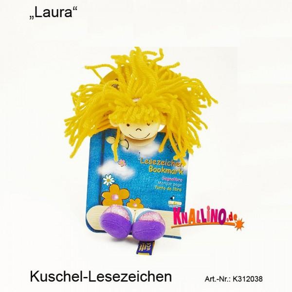 Laura Kuschel-Lesezeichen