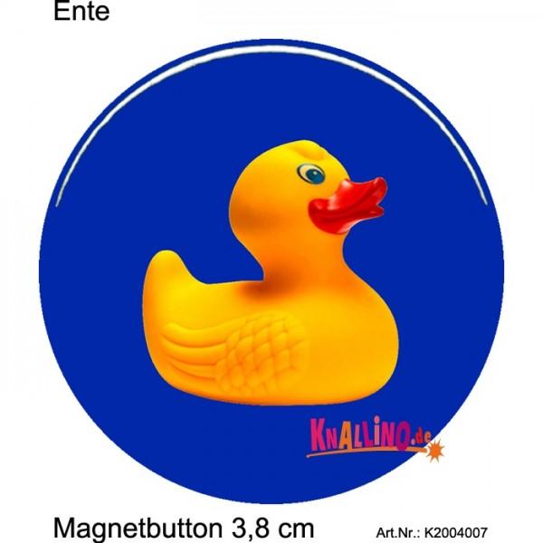 Ente Magnetbutton 3,8 cm